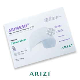 Malla de Polipropileno 15 cm x 15 cm Arimesh - Unidad - ARIZI