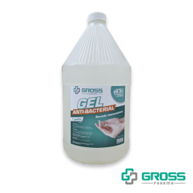Gel Antibacterial Galón (3,785 L) - Unidad - GROSSPHARMA